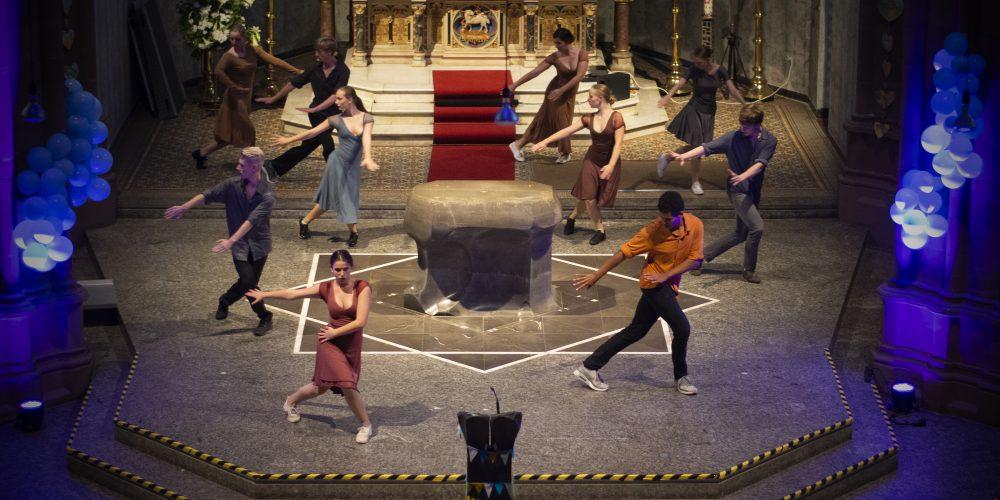 Jugendclub Stadttheater MG