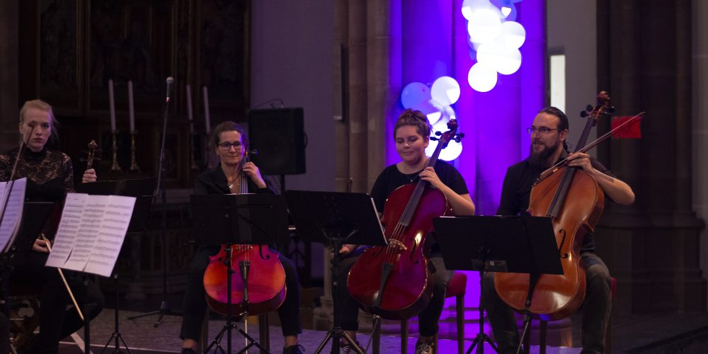 Sinfonisches Rockorchester