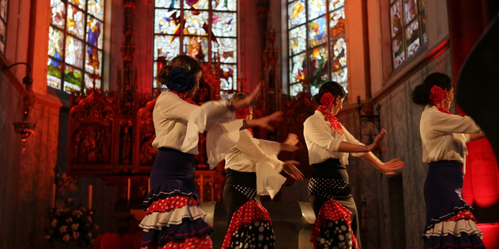 Flamenco mit Triana Alegre